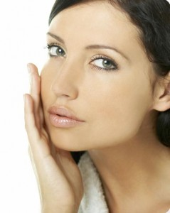 Fillers and chemical peels face image