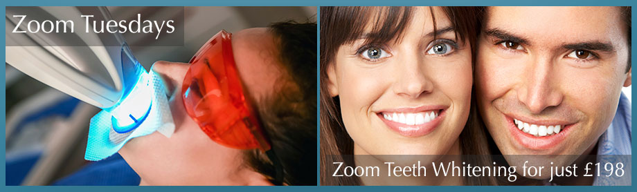 Zoom Tuesdays - Zoom Teeth Whitening from Estetica