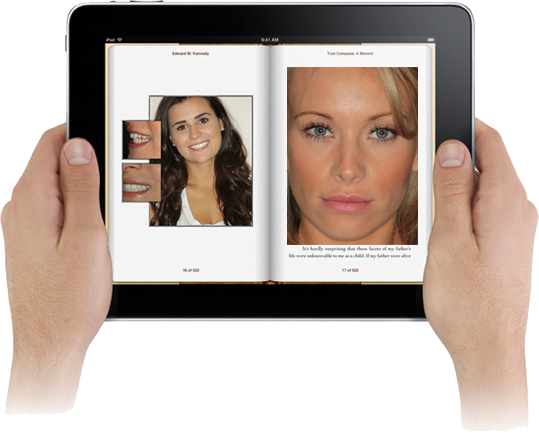How to get the Estetica ePUB e-book onto your iPad